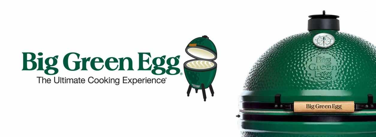 More about Big Green egg