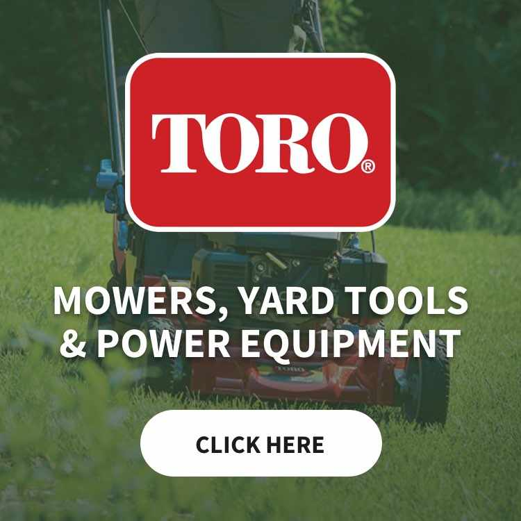 Shop Toro Mowers, Yard Tools, & Power Equipment