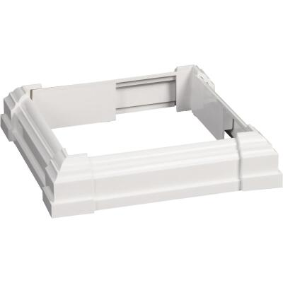 Beechdale 6 In. Vinyl/PVC Post Trim Collar