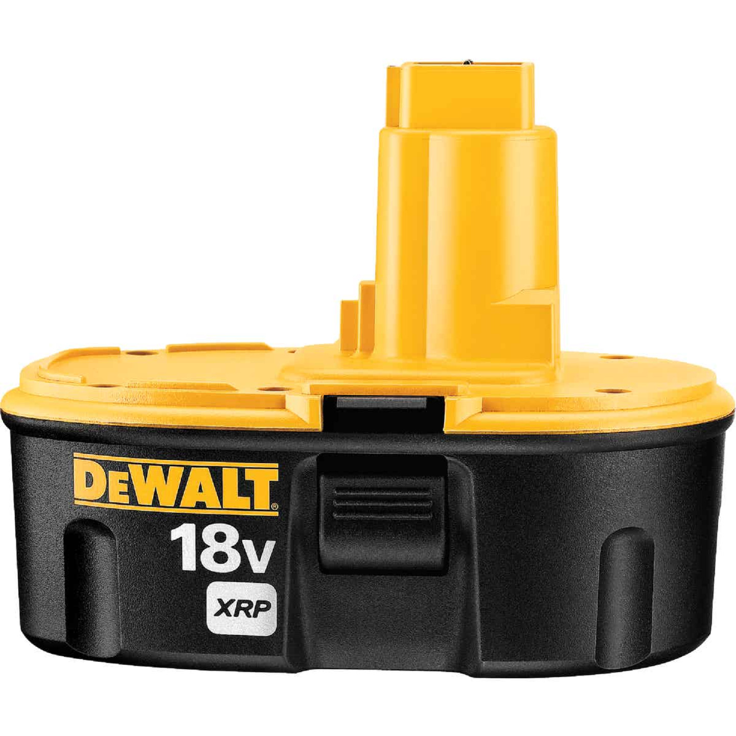 DeWalt 18 Volt XRP Nickel-Cadmium 2.4 Ah Tool Battery Image 1