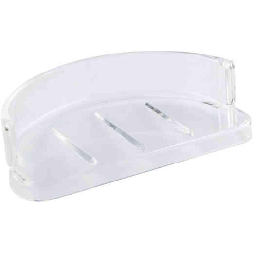 Home Impressions Vista Clear Soap Dish