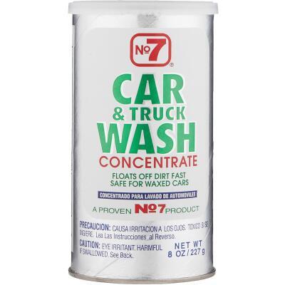 NO. 7 8 Oz. Liquid Concentrate Truck & Car Wash