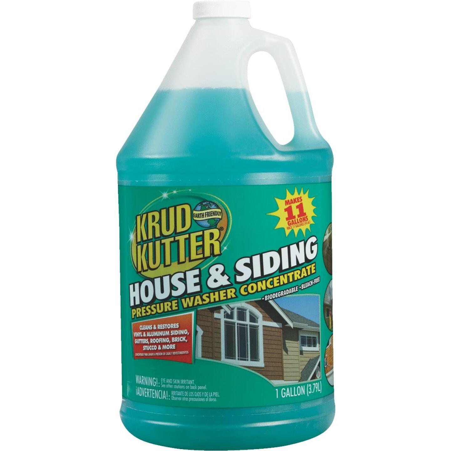 Krud Kutter House And Siding Cleaner Pressure Washer Concentrate