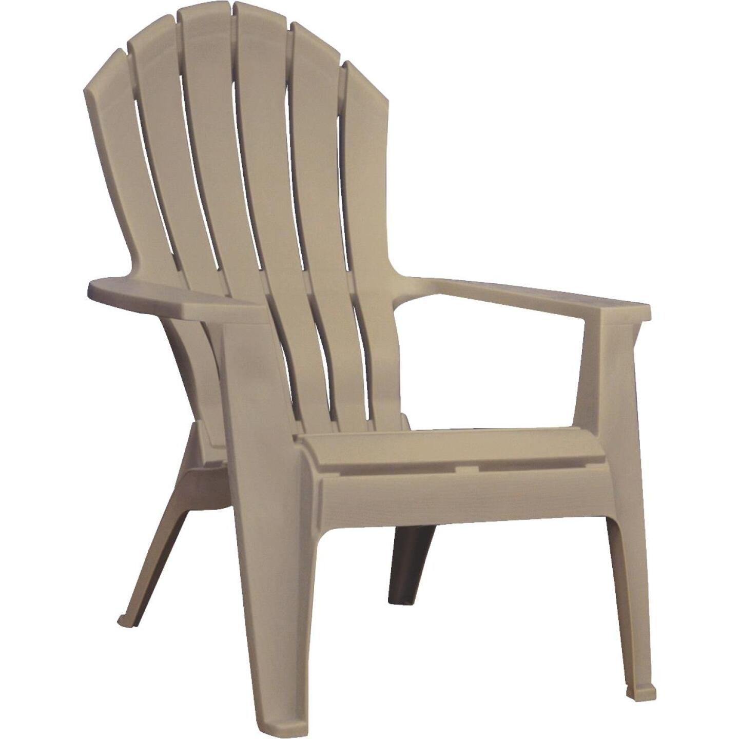 Adams RealComfort Portobello Resin Adirondack Chair Image 1