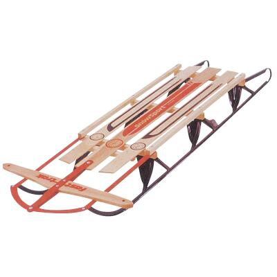 Flexible Flyer Wood & Steel 60 in. Snow Sled